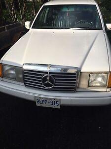 1986 Mercedes Benz 300e