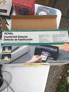 Counterfeit Detector