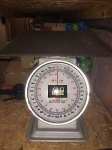 Industrial table top scale Cambridge Kitchener Area image 1