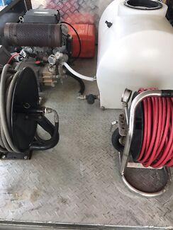 Wanted: Honda 5000 Psi high pressure Jetter trailer.