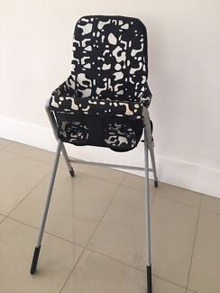 Ikea folding portable highchair