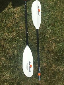 Stingray aqua bound kayak paddle