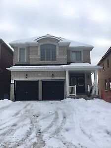 One year new house in Aurora for rent in February.