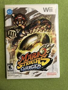 Nintendo Wii MARIO strikers