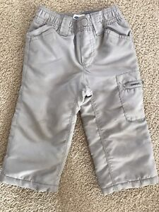 18/24mth lightly lined snow pant