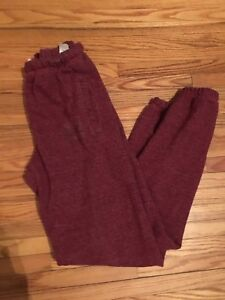 Brand name pants including roots