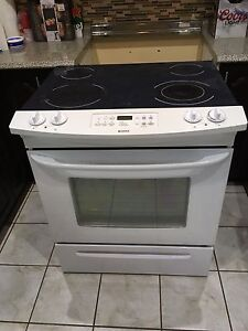 Flat electric stove - make me an offer