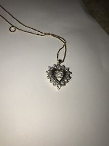 Last minute Mother's Day gift! Diamond necklace