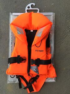 Stormy seas life jacket Sandford Clarence Area Preview
