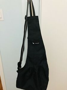 Small Black Pet Tote Bag Carry
