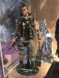 Hot Toys: Commando - John Matrix