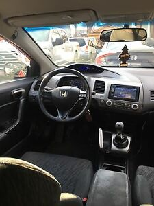 Honda civic 2007 lx