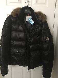 BNWT Men's Moncler Winter Coat