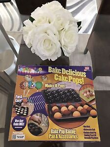 Cake Pops Baking Kit $15 Eastwood Ryde Area Preview