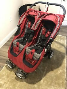 Double City Mini Stroller by Babyjogger