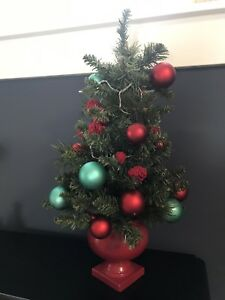 Small Decorative Christmas Tree