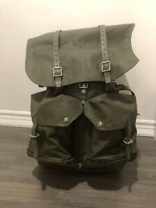 Vintage Swiss Army Backpacking Backpack