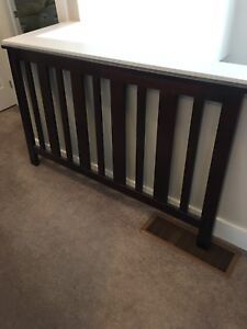 Slatted Headboard for a double bed