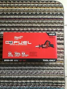 Milwaukee Fuel M12 hacksaw new in box. With a battery