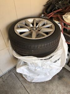 BMW E90 Rims and Tires
