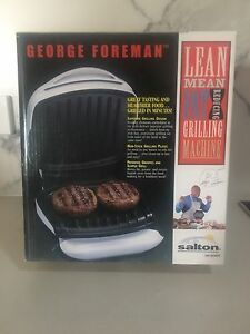 Brand new George Foreman grill Ingleburn Campbelltown Area Preview