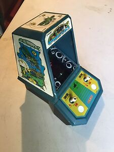 COLECO TABLE TOP GALAXIAN VIDEO GAME