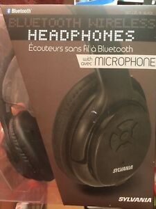 BNIB Bluetooth wireless headphones