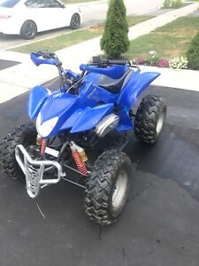150cc Adult size Daymak ATV/Quad with Ownership
