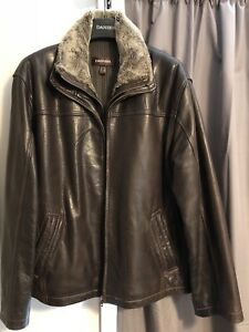 Men's Daniel Leather Jacket