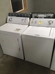 Inglis washer dryer set made by whirlpool