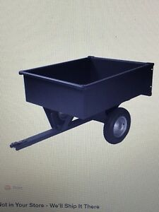 yard and garden trailer