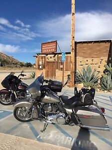 CONDITIONALY SOLD/2008 Road Glide and 2009 Street Glide
