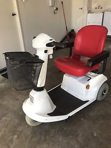 CTM HS-570 mobility scooter. Heavy duty Yamanto Ipswich City Preview