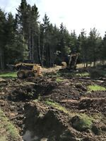 Excavation and Landscaping Services