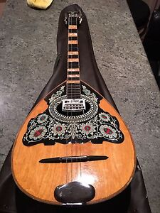 Bouzouki guitar Cambridge Park Penrith Area Preview