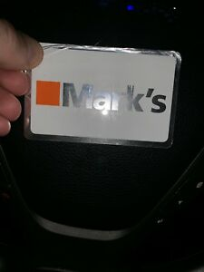 $75 Mark's Card for $50