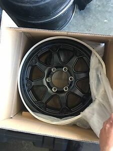 Ultra motorsport rims ( 6 bolt )
