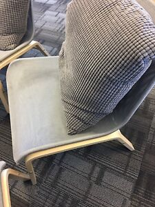 4x Lounger Chairs