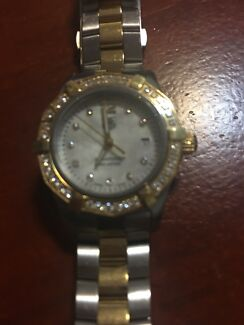 Wedding ring,engagement ring,Tag heuer watch. Call Yolly on
