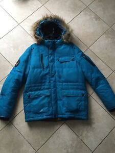 Point Zero winter jacket