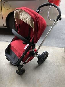 Bugaboo Frog Stroller With Lots of Extras