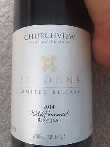 Wine Churchview Wild fermented limited Riesling x 9 bottle Alexandria Inner Sydney Preview