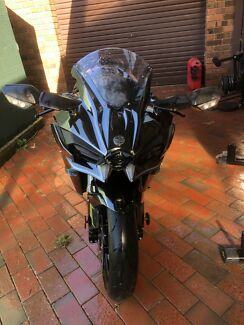 2016 Kawasaki Ninja H2 (zx1000N) Endeavour Hills Casey Area Preview