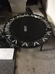 New mini trampoline