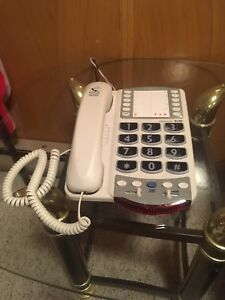 Amplified Telephone Ameriphone XL50 by Clarity Professional