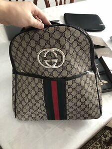 Brand new unisex Gucci backpack