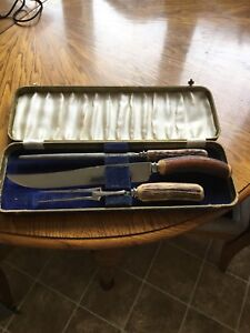 Old knife set