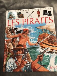 La grande imagerie - Les pirates