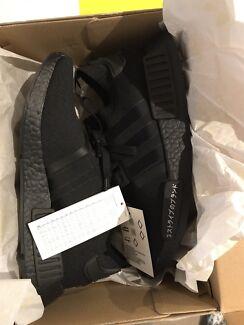 Adidas nmd r1 Japan triple black us9