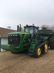 JD 9630 TRACK TRACTOR